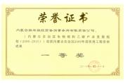 2009年优秀工程必威体育网站首页成果一等奖