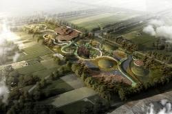 内蒙古和林格尔土城子遗址考古遗址公园