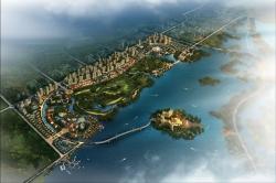 内蒙古包头昭君湖湿地生态旅游区