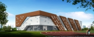 内蒙古民族大学体育馆建设项目可行性研究报告